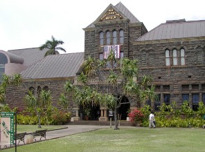 Honolulu Bishop Museum