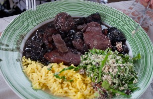 Feijoada As A Complete Meal