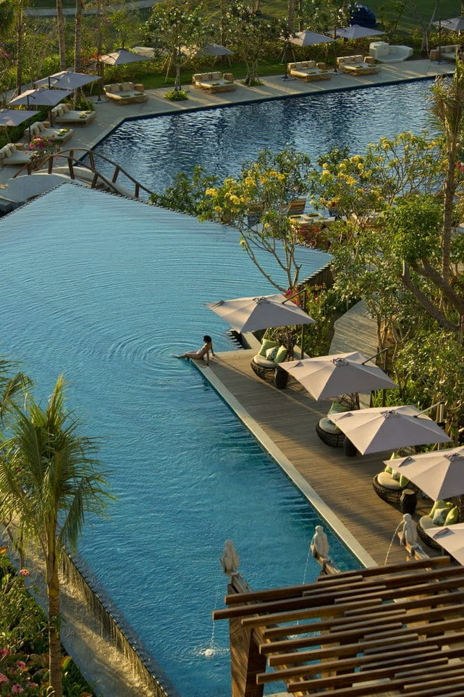 Ayana Resort And Spa Pool