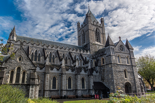 Christchurch Cathedral photo
