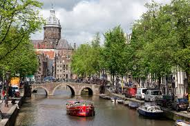 Best cities to visit in the Netherlands - Amsterdam