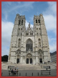 Saint Michael and Saint Gudula Cathedral